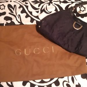 Gucci Bags - Gucci large D Ring hobo bag